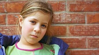 Barns tvangslidelser under lupen