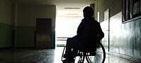 Sårbar med nedsatt funksjonsevne