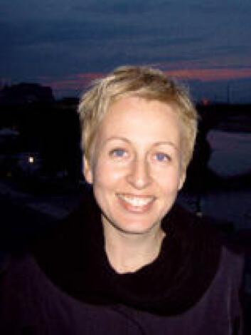 """""""Cathrine Egeland er forskningsleder ved Arbeidsforskningsinstituttet."""""""