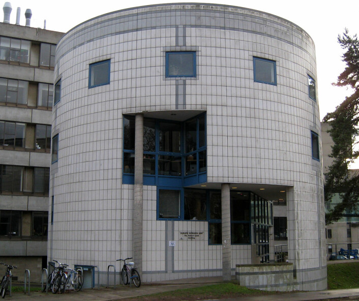 University of East Anglia, Climatic Research Unit (CRU). (Foto: Wikimedia Commons)