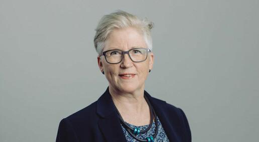 Ny avdelingsdirektør ved Norsk Polarinstitutt