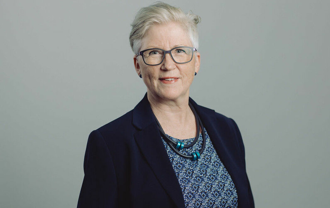 Evy Jørgensen blir avdelingsdirektør for Miljø- og kartavdelingen i Norsk Polarinstitutt.