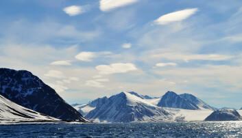 Arktis like varm i 1930-åra som nå