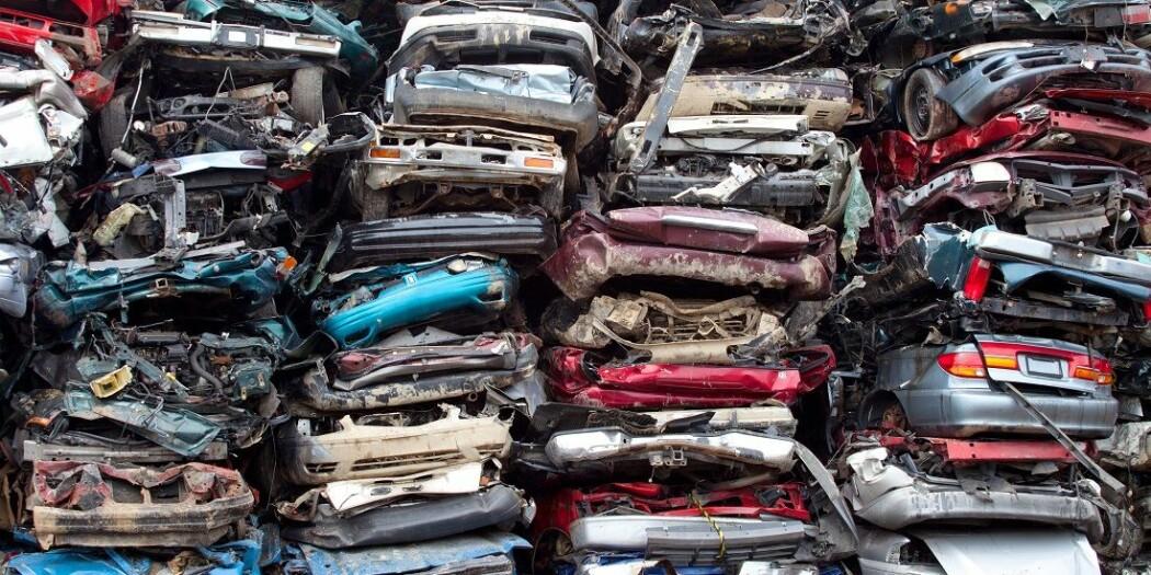En dag skal også elektriske biler dø. Da er det jo fint om vi faktisk resirkulerer dem skikkelig.