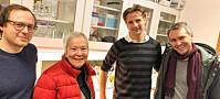 Åpnet ny molekylærlab på Lillehammer