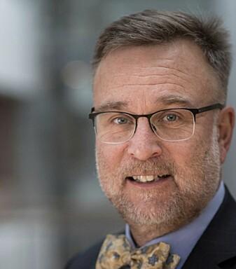 Førsteamanuensis ved BI, Espen Andersen mener el- biler er en av årsakene til at båttransporten har en høy prisvekst. Foto: BI