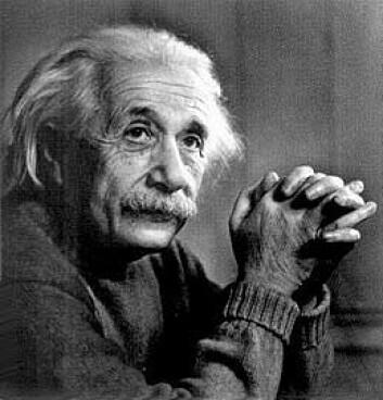 """""""Verdens fysikkår feirer Albert Einstein"""""""