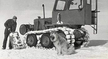 Biggen – alles kjæledegge under ekspedisjonen i Antarktis