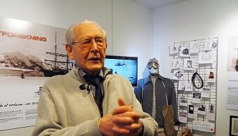 Hans-Martin Henriksen var bare 20 år da han fikk hyre som vitenskapelig assistent i meteorologi i Den norske Antarktisekspedisjon 1956-60.
