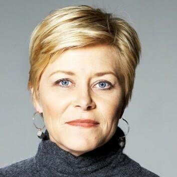 Siv Jensen (Foto: Foto: Bård Gudim)