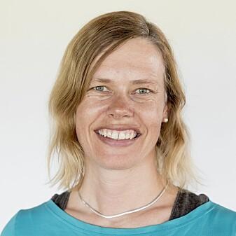 Cecilie Ersdal er førsteamanuensis ved Veterinærhøgskolen, NMBU sin avdeling i Sandnes.