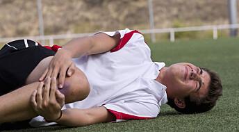 Flere unge får korsbåndskade enn før. Men operasjon er ikke alltid løsningen