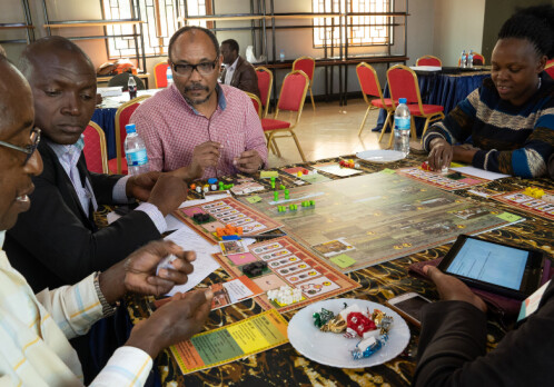 Gaming their way to sustainable development