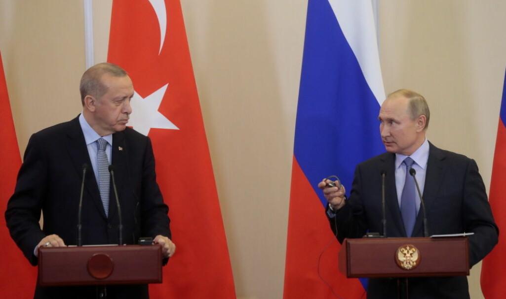 - Autoritære ledere lærer av hverandre. Tyrkias Erdogan og Russlands Putin kan bli brukt som inspirasjon av aspirerende diktatorer, ifølge Carl Henrik Knutsen.