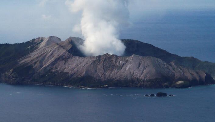 – Vanskelig å si når turister bør slutte å besøke en vulkan