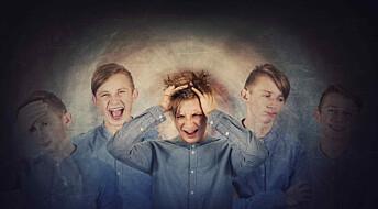 Bipolar lidelse: Når livet svinger mellom dype depresjoner og manier
