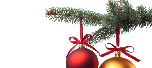 Lukta av jul: En god blanding av skremsel og propaganda
