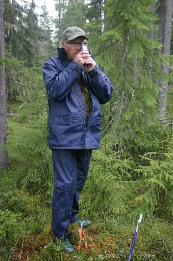 Ser skogen for bare trær - Landsskogtakseringen har helt siden 1919 telt og målt skogen i Norge.