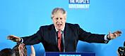 Boris Johnson er valgvinner i Storbritannia