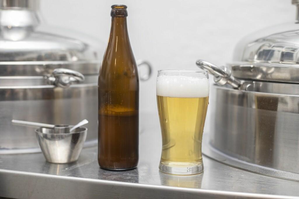 Øl til jul? Ølbrygging har vært en viktig del av den norske kulturen helt siden vikingtiden.