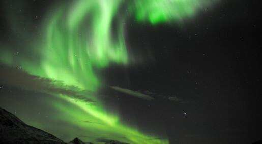 Nordpolen flytter på seg i rekordfart