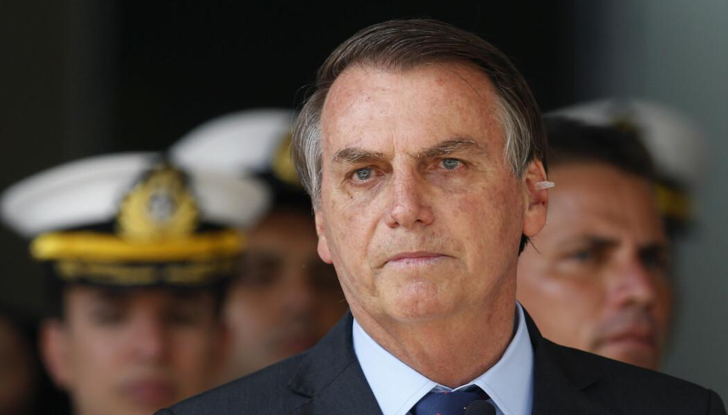Brasils president Jair Bolsonaro kaller FNs klimakonferanse for et økonomisk spill der rike europeiske land dikterer innholdet.