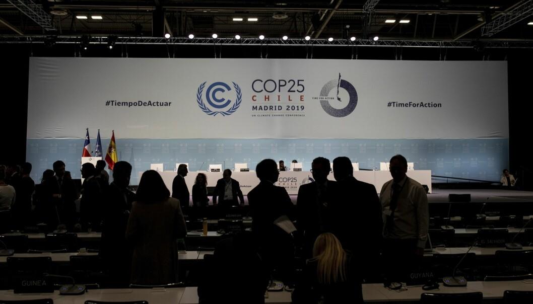 Ingen jubel etter FNs klimakonferanse