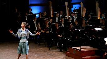 Unikt møte mellom Bergen filharmoniske orkester og forskere