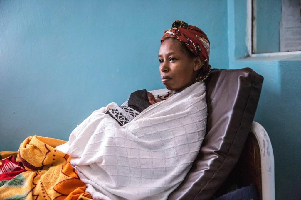 Kangaroo Mother Care på sykehus var et av de tiltakene som gav mest helse for pengene i Etiopia ifølge en kartlegging.
