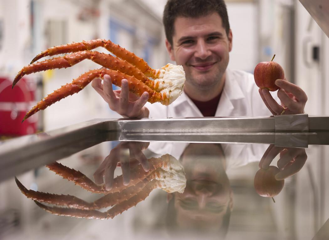 I jakten på stadig bedre krabbekvalitet, hentet vi inspirasjon fra frukt.