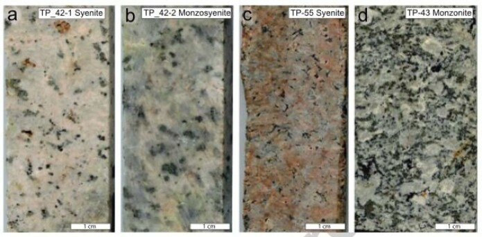Samples of magmatic rocks that solidified just below the surface of the time in The Siberian Traps/Taimyr were examined. Age analyses of zircons show that these rocks are younger than the basalt itself on the lava plateau.