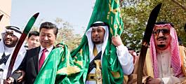 Hva vil Kina egentlig i Midtøsten?