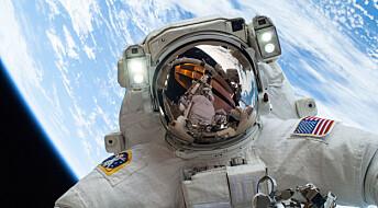 Astronauter fikk problemer med blodstrømmen fra hjernen