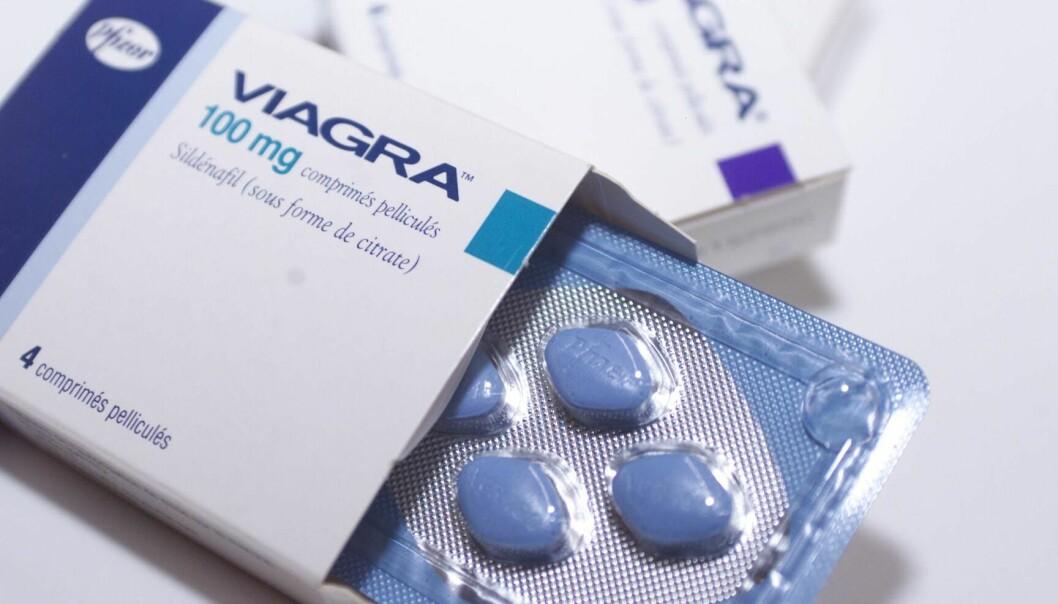 Virkestoffet i Viagra kan bidra til sunnere fett. www.colourbox.com