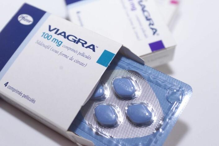 Virkestoffet i Viagra kan bidra til sunnere fett. (Foto: www.colourbox.com)