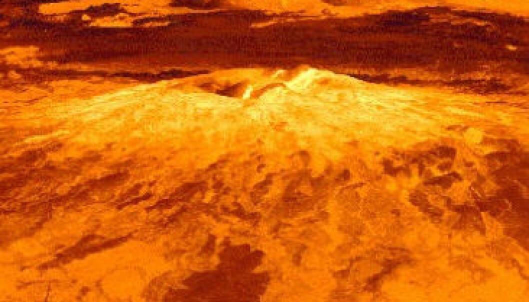 NASA vil skape «helvete på jord»