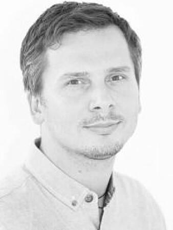- Dette er en liten brikke til puslespillet av testikkelkreft, sier Marcin Wojewodzic.