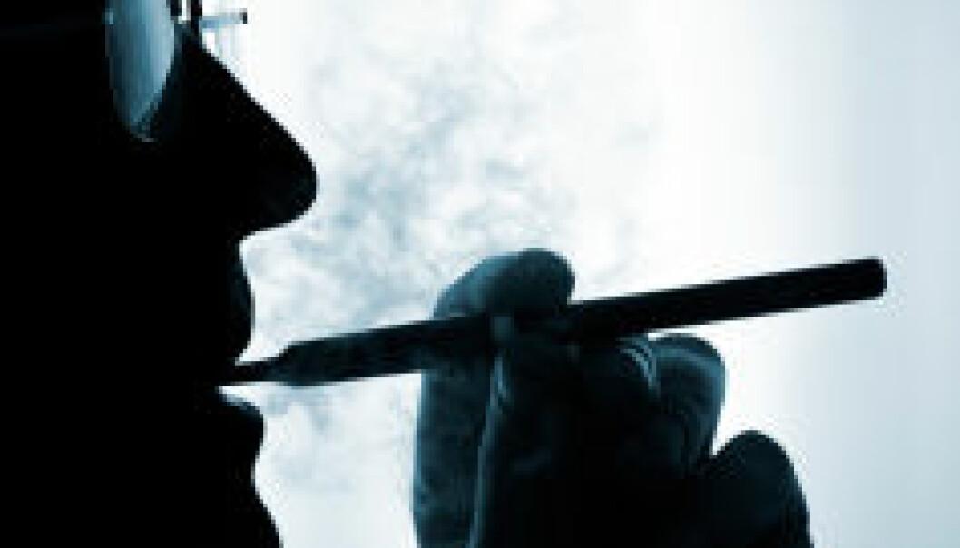 Impulsive har større røykerisiko