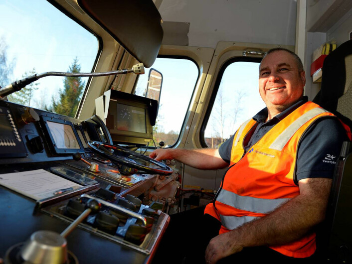 Det nye systemet for togstyring ERTMS vil erstatte kabler og strømførende skinner med mobildata. Slik skal antall signalfeil reduseres betydelig. (Foto: Jernbaneverket)