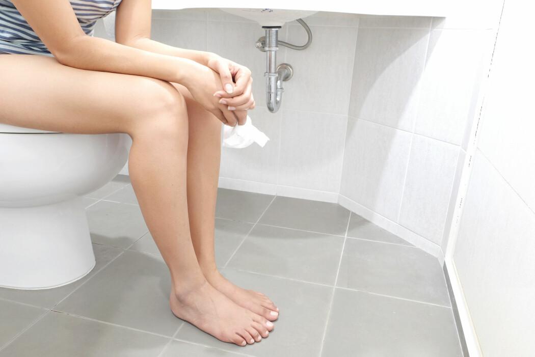 Også menn kan få urinveisinfeksjon, men de opplever dette i langt mindre grad enn kvinner.