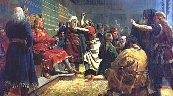 Slik feiret vikingene jul