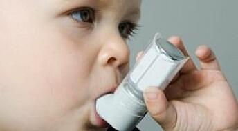 Ibux under svangerskapet kan føre til astma