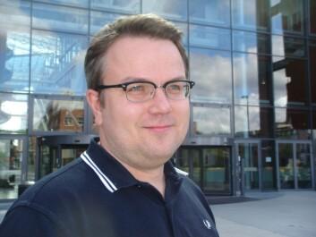 Gard Paulsen har studert teknologisk endring i sitt doktorgradsprosjekt ved BI.