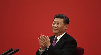 Studentdemonstrasjon etter at kinesisk toppuniversitet fjernet tankefrihet som prinsipp
