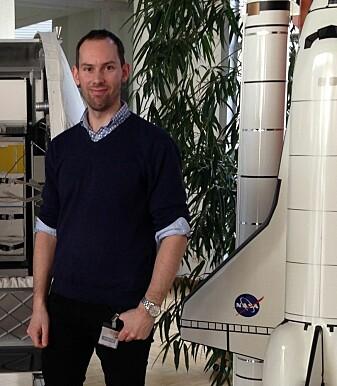 Terje Sæhle er medlem av den europeiske romfartsorganisasjonen (ESA) sitt medisinske styre, som plukker ut ESAs romfarere.