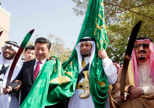 What does China really want in the Middle East?