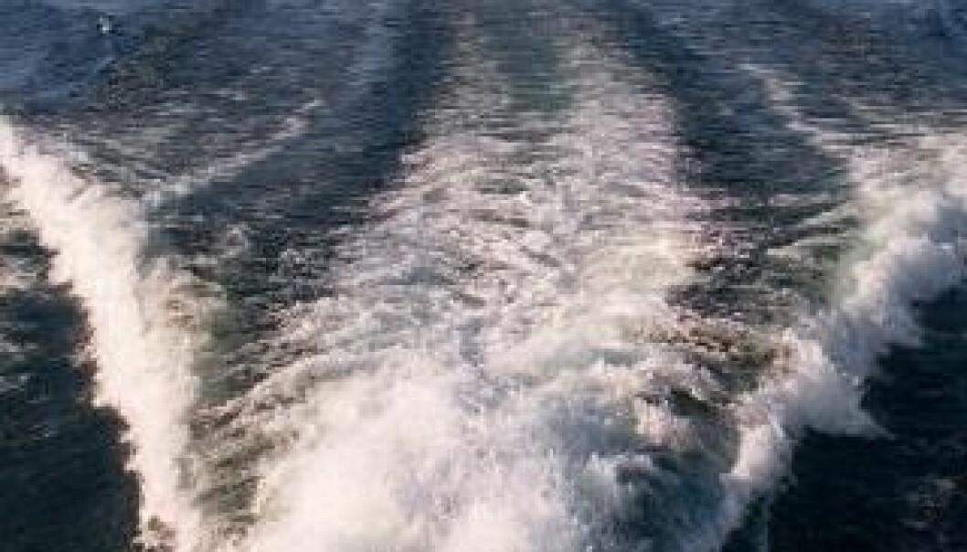 Båtvaken kan komme foran båten din