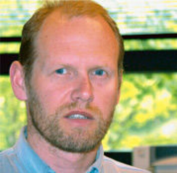 Rolf-Birger Pedersen.
