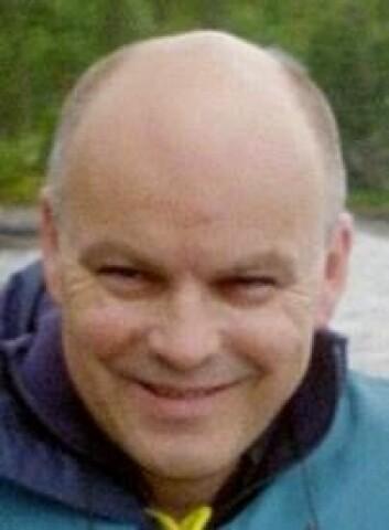 Georg Sager (Foto: Kreftforeningen)