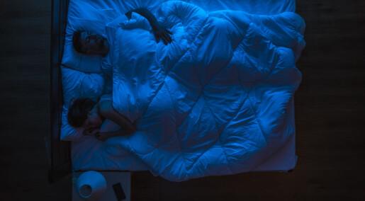 Hvorfor sover vi?